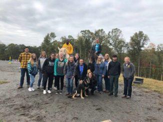 Animal Science students visit farm