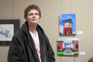 SCC holds fall art show