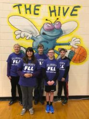 Central Middle students compete in Lego League