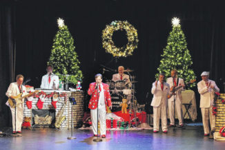 Embers Christmas Show coming to Mount Airy