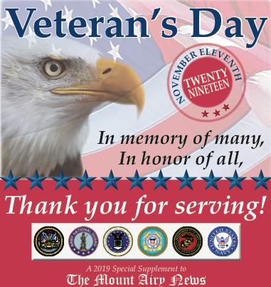 Día de los Veteranos de 2019