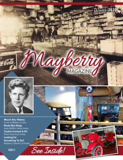 Revista Mayberry & # 8211;  Invierno 2020