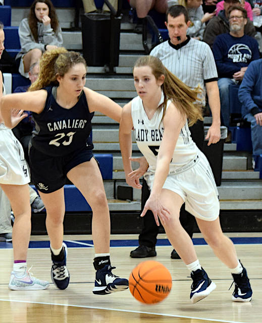 No 1 Lady Cavaliers Too Much For Ma Mt Airy News