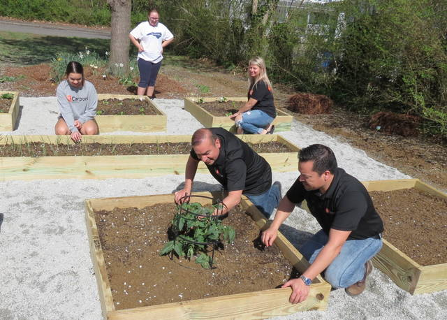 Garden Sowed With Seeds Of Inspiration Mt Airy News