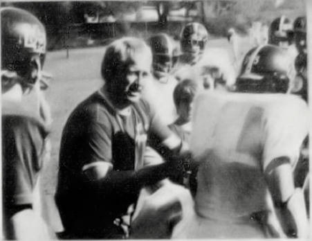 <p>Legendary Mount Airy coach Jerry Hollingsworth held the school record for career wins (177) for nearly three decades. Hollingsworth, who coached the Bears from 1969-1990, passed away earlier this year at the age of 76.</p> <p>Doug McDaniel | Special to the News</p>