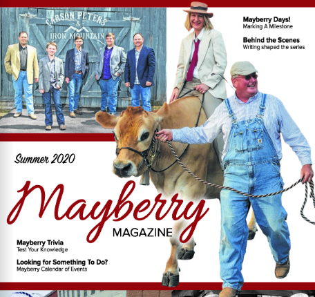 Revista Mayberry Verano 2020
