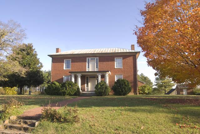 Reynolds Homestead plantation home open for tours