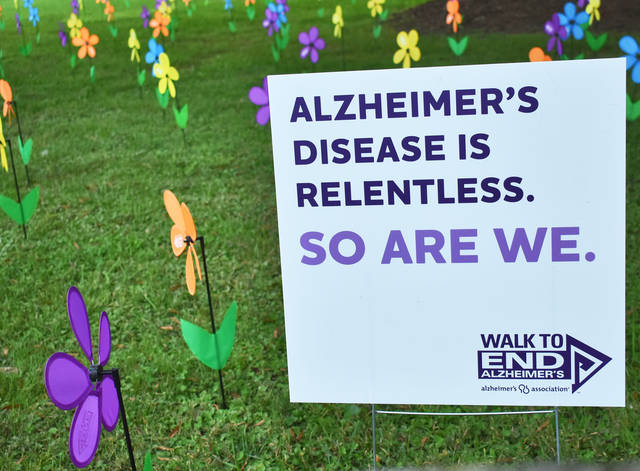 Virus no match for Alzheimer's walk