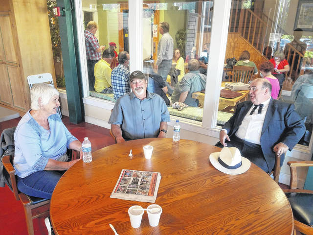 Actors, fans enjoy Mayberry Man set