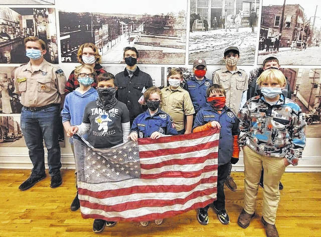 Scout pack to hold flag retirement | Mt. Airy News