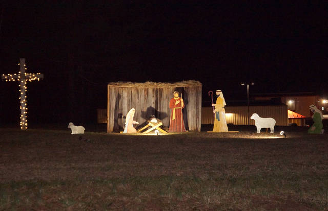 Westfield Ma Christmas 2021 Westfield Baptist Holding Outdoor Christmas Service Mt Airy News