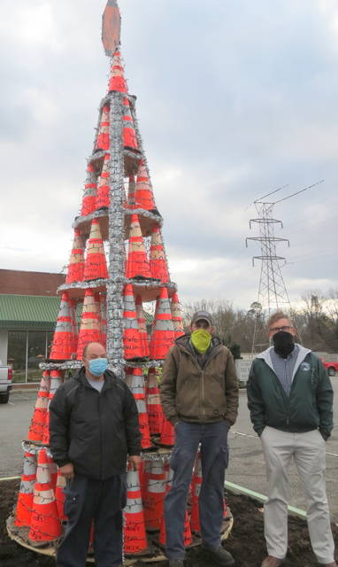 How Lovely Are Thy Traffic Cones Mt Airy News A page for describing characters: how lovely are thy traffic cones mt