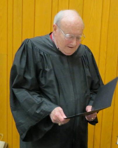 Former judge, councilman recalled fondly