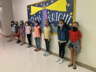Cedar Ridge Elementary selects student ambassadors