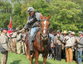Civil War event is all about 'real history'