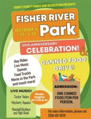Fisher River Park to mark 20th anniversary
