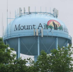 City comes out on top in water tank standoff